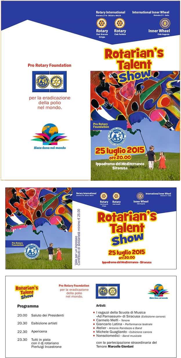 rotarians-talent-show